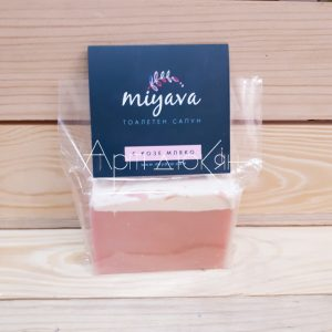 Натурален сапун Козе мляко